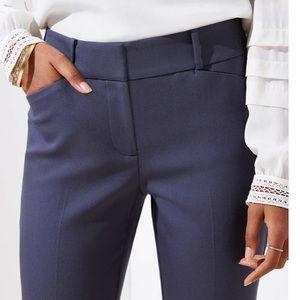 Loft skinny pants/coastal grey